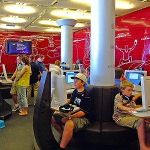 Интернет-кафе Прямицыно