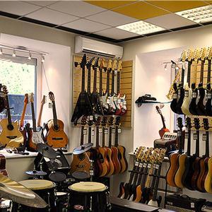Музыкальные магазины Прямицыно