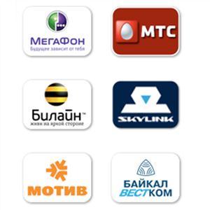 Операторы сотовой связи Прямицыно