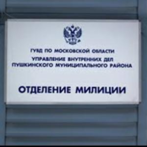Отделения полиции Прямицыно