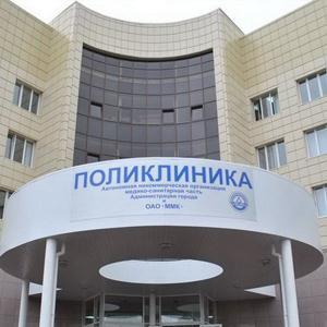 Поликлиники Прямицыно