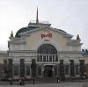 Железнодорожные вокзалы в Прямицыно